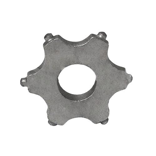 CF2516 - 6 Spike Carbide Flail Cutter