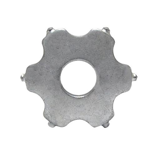 CF2616 - 6 Spike Carbide Flail Cutter