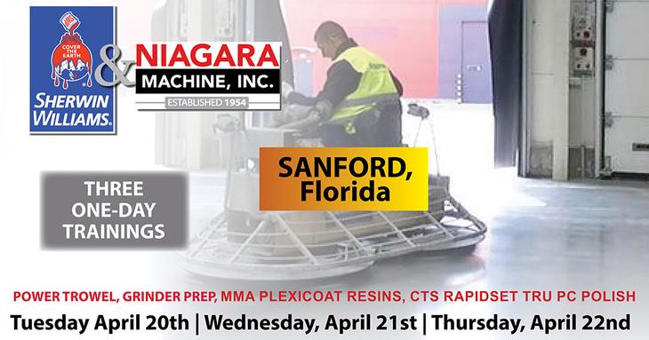 Florida Training Opportunity