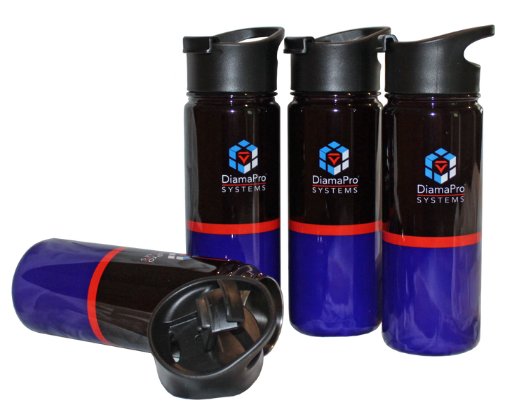 Get Your FREE DiamaPro Systems' Tumbler