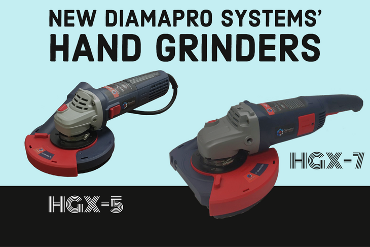 Looking for a New Hand-Held Concrete Grinder?