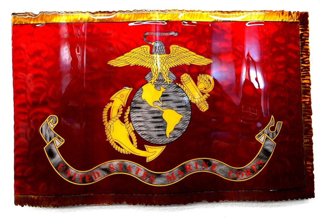 U.S. Marine Corps Flag - Liquid Metal Designs 7bcec0b9c