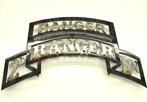 2/75 Ranger Regiment With Ranger Tab