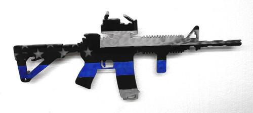 AR Blue Line