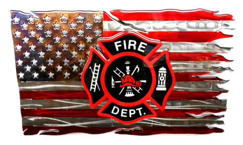 Star And Stripes Fire Rescue