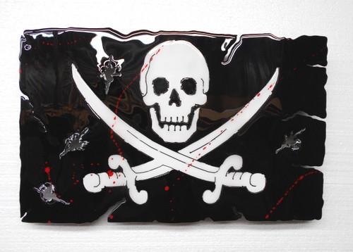 Jack Rackham Pirate Flag