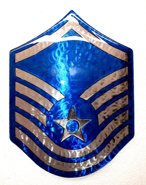 Air Force Master Sergeant Chevron