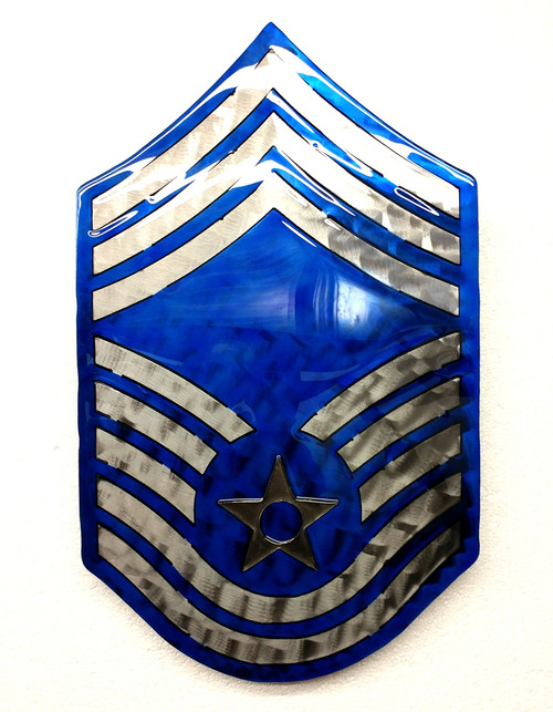 AIR FORCE CHIEF MASTER SERGEANT