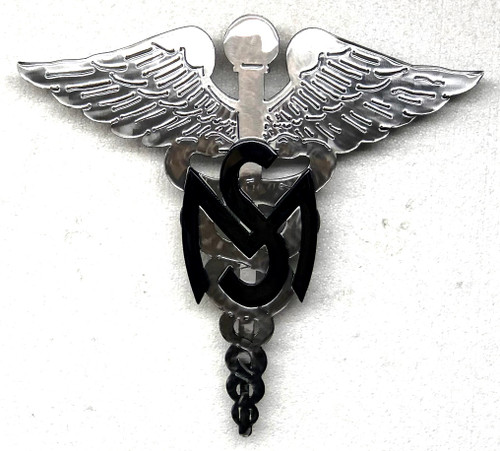 Army Medical Service Branch Insignia