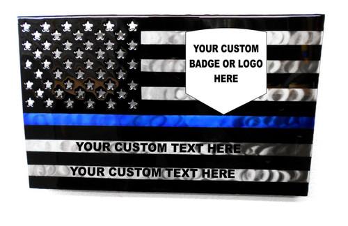 Blue Line Customized