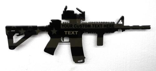 Subdued AR Custom
