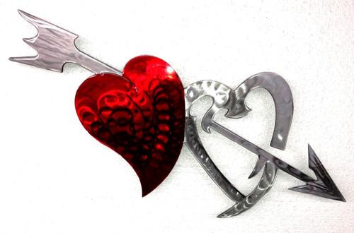Double Cupid Heart