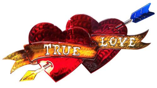 True Love Double Heart