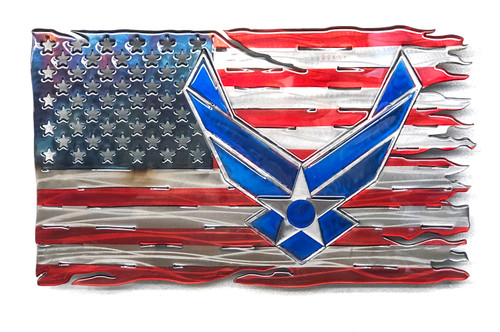 Stars And Stripes Air Force