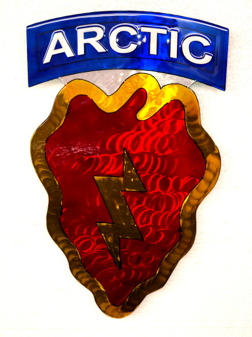 25th ID With ARCTIC TAB