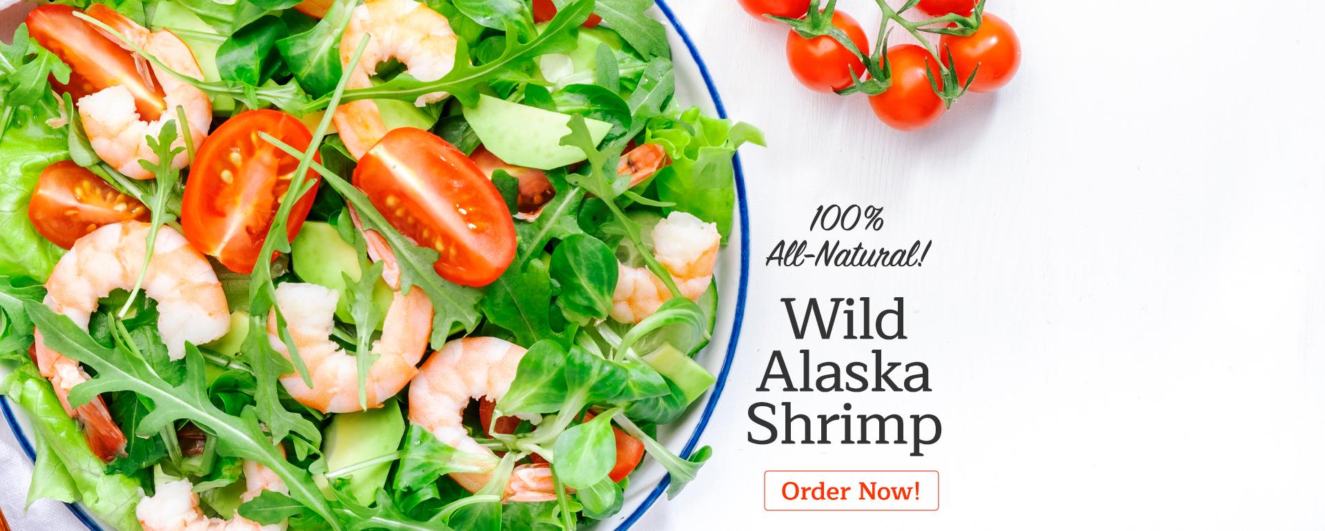 Wild Alaska Shrimp
