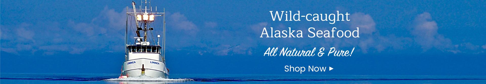 Wild-caught Alaska Seafood3