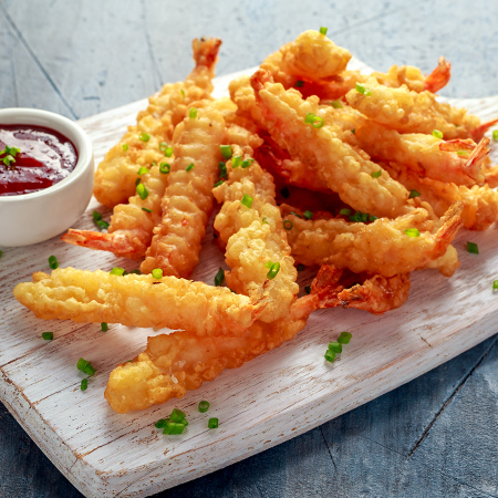 Tempura Batter Recipe Fishex Seafoods