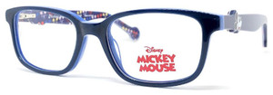 MME903 - MICKEY MOUSE - BLUE  (  size: 48 - 17 - 125)