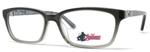 BPE901 - AVENGER BLACK PANTHER - GREY / BLACK    ( size: 48 - 14 - 130)