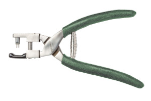 Post Pushing Plier – Parallel Jaws Model #5121, Green Foam Handle
