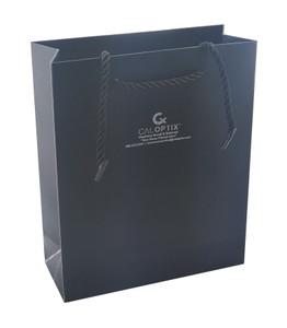 18X22 BLACK GIFT BAG - M (18X22X7CMGIFTBG-BLK)