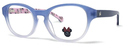 MEE903 - MINNIE MOUSE - BLUE FADE / PINK   (size: 47 - 17 - 125)