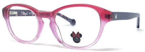 MEE913 - MINNIE MOUSE - ROSE / PINK FADE   (size: 47 - 17 - 125)