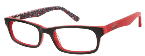 CARS - BLACK / RED  (size: 47 - 16- 130)