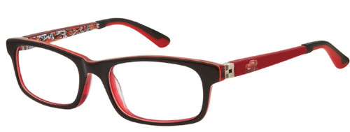 CAE6 - CARS - BLACK / RED (size: 47 - 16- 132)