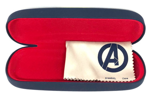 AVE904 - AVENGERS CAPTAIN AMERICA - BLACK / RED (size: 48 - 14 - 130)