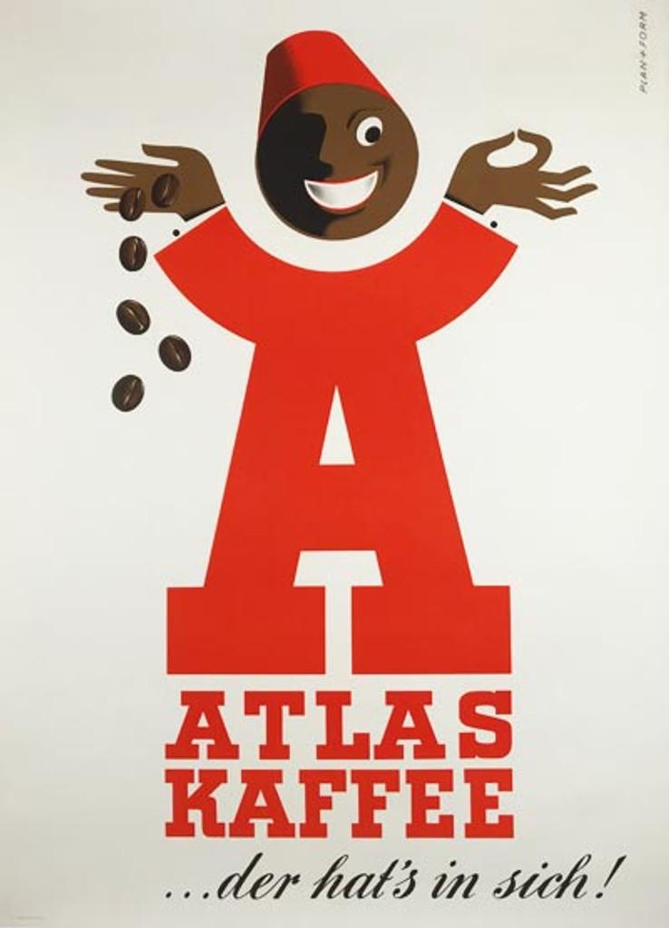 Atlas Kaffee - der hat´s in sich