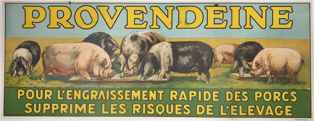 Provendeine Animal Food