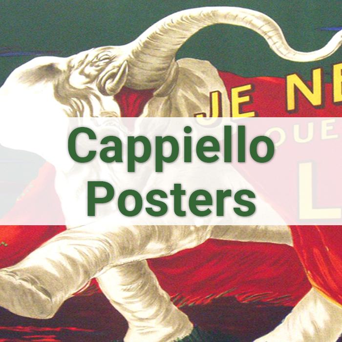 Cappiello Posters