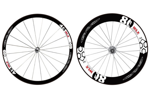 45/80 Carbon Clincher - Set
