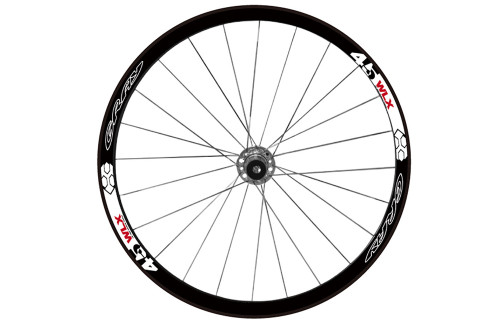 45 Carbon Clincher - Rear
