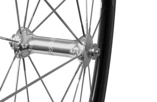 45 Carbon Tubular- Set - 11 Speed
