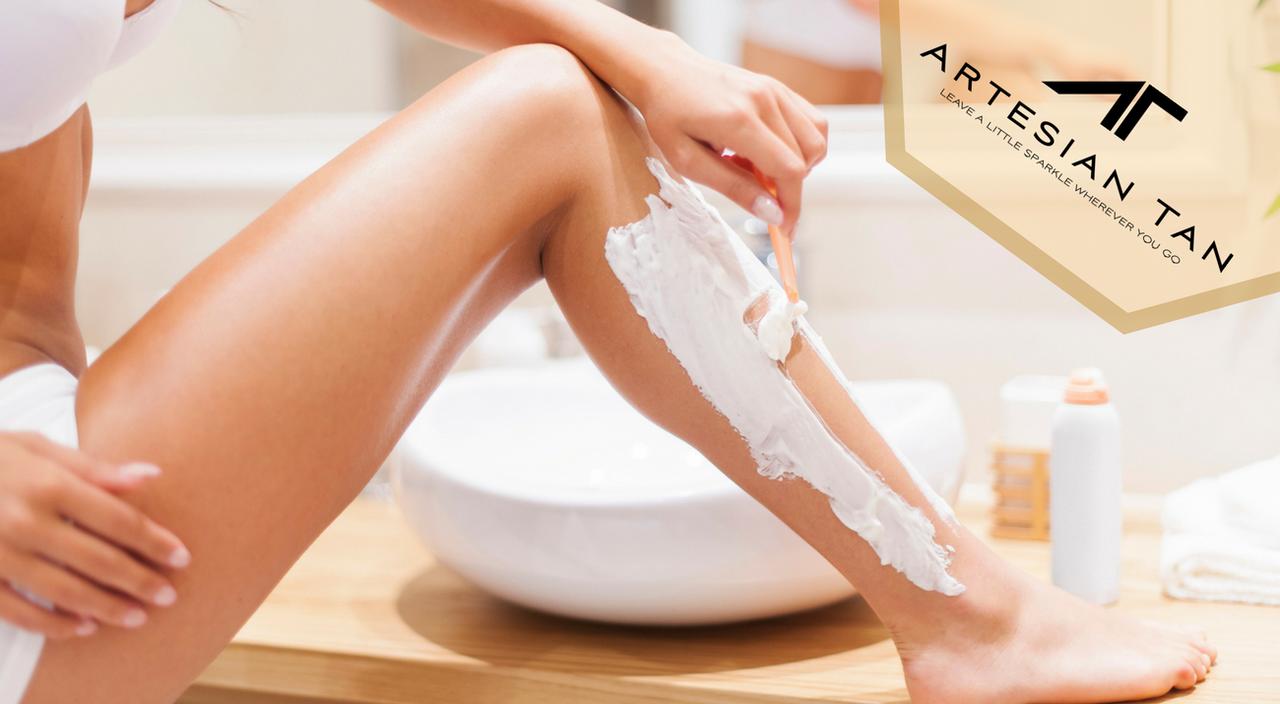 Shaving After Spray Tan: Is it a Good Idea?