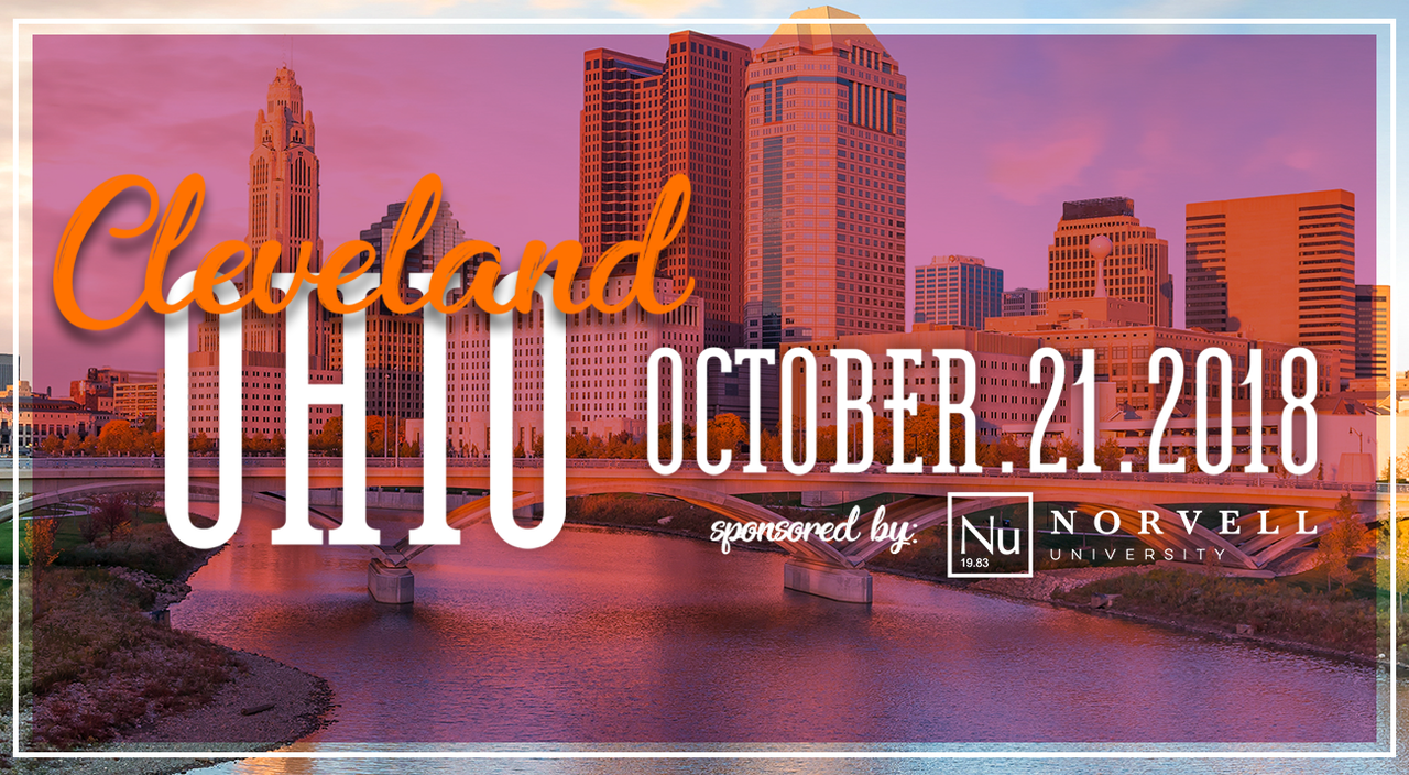 L!VE Workshop in Cleveland, Ohio, 21st of October