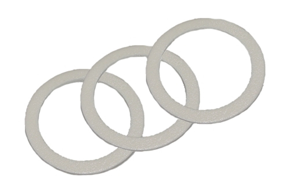 Fuji Spray  HVLP Gun and Lid Gasket for 8 oz cup, 3-Pack (8201ST-3)
