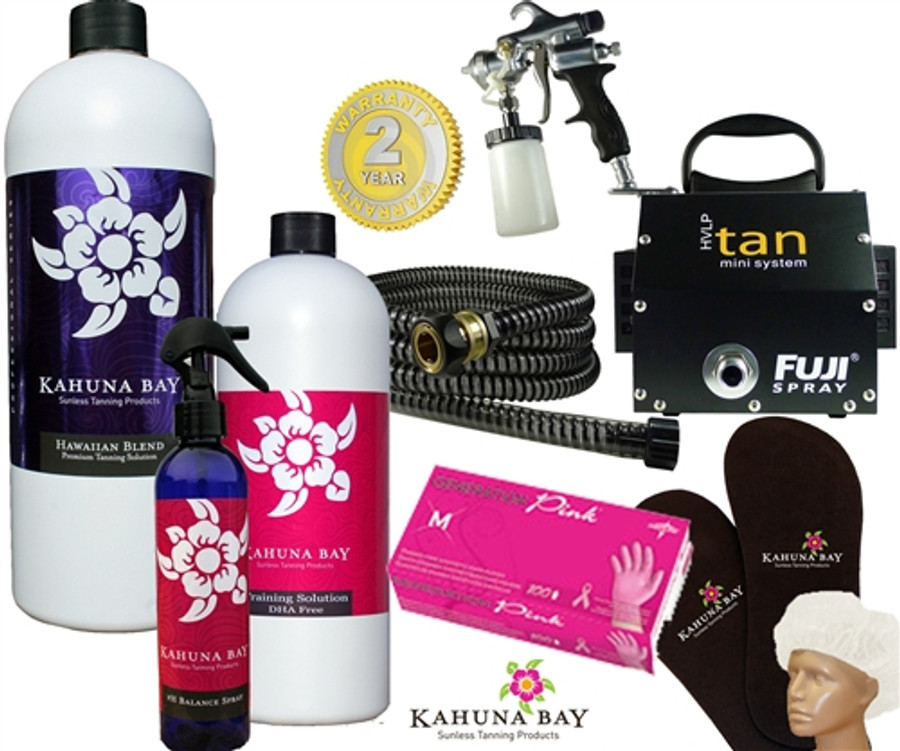 Fuji Spray Tanning 2100M Start-Up Package