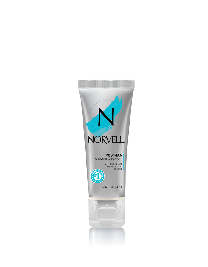 Norvell pH Balancing Cleanser Sulfate Free Body Wash, 2.5 oz