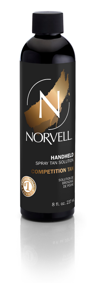 Norvell Competition Tan Spray Tan Solution, 8 oz