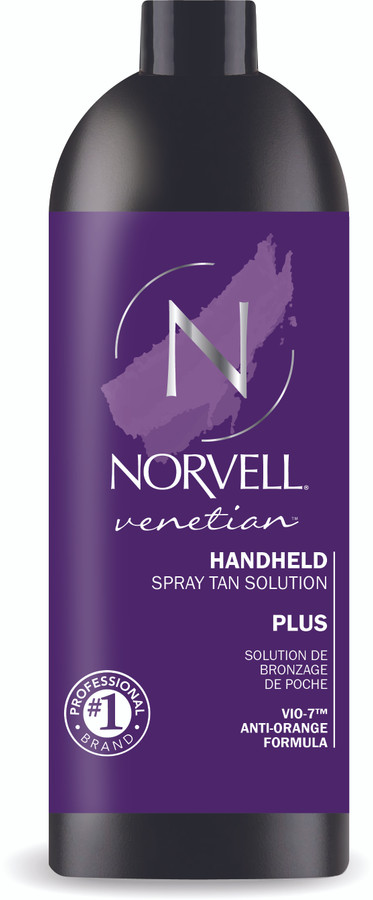 Norvell Venetian Plus Sunless Spray Tan Solution, 34 oz