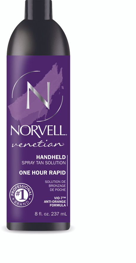 Norvell Venetian One - One Hour Rapid Sunless Solution, 8 oz
