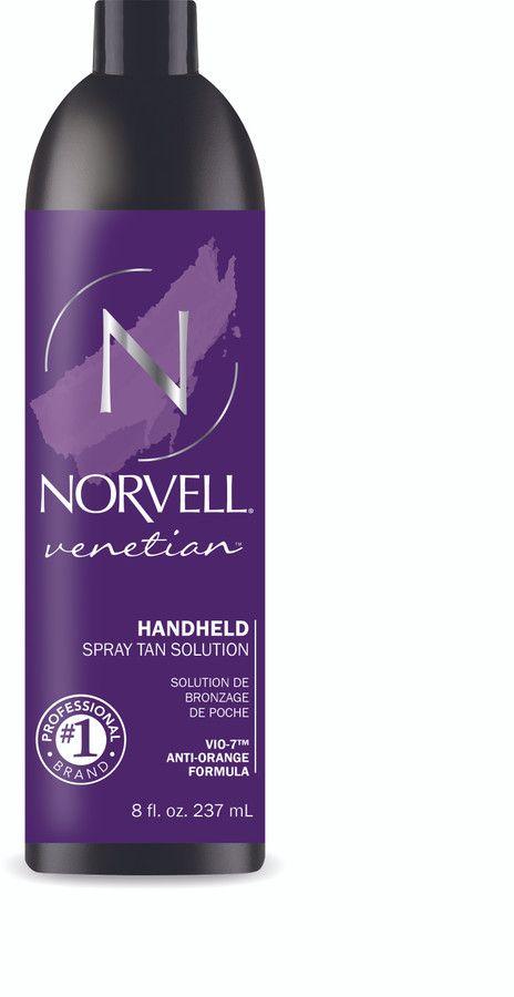Norvell Venetian Sunless Spray Tan Solution, 8 oz