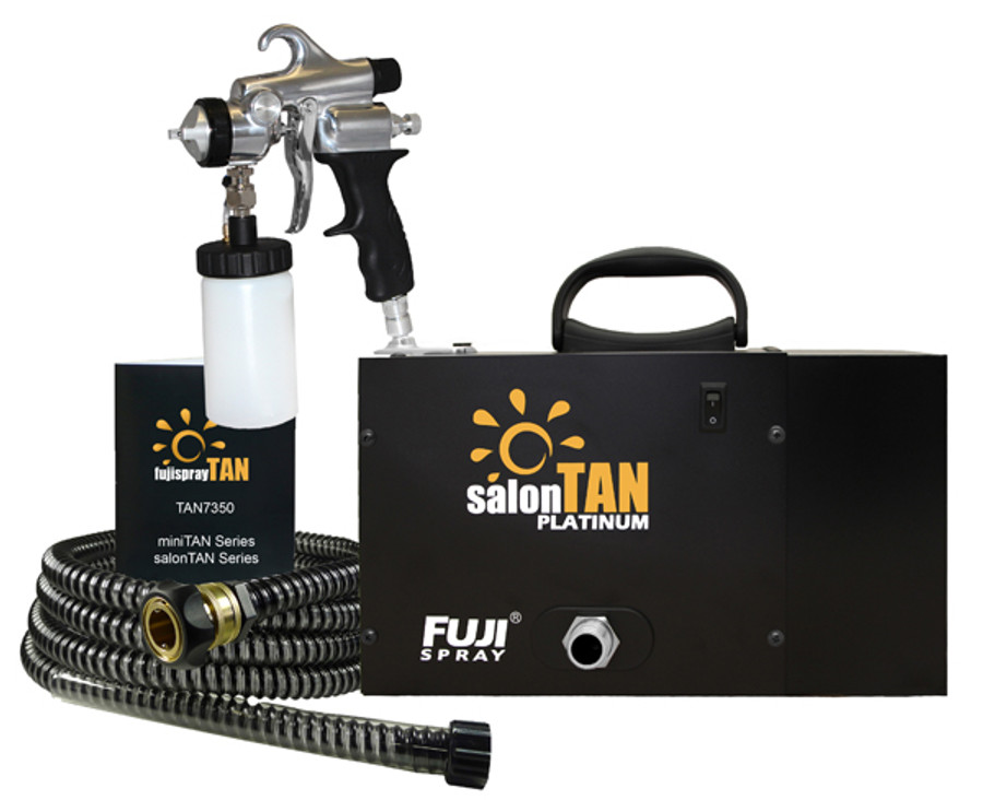 Fuji Spray Sunless 2150 salonTAN Platinum M-Model Spray Tan System