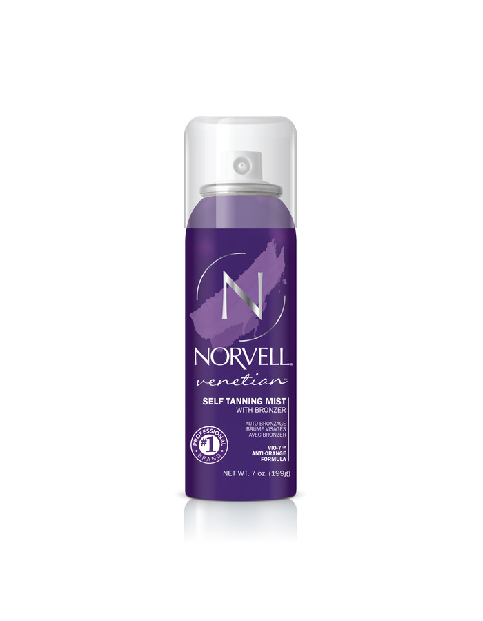Norvell Venetian Self Tanning Mist with Bronzers, 7 oz