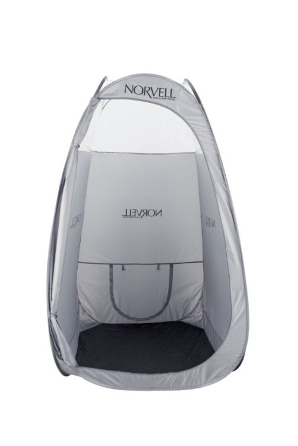 Norvell Jumbo Mobile Spray Room Pop-Up Tent