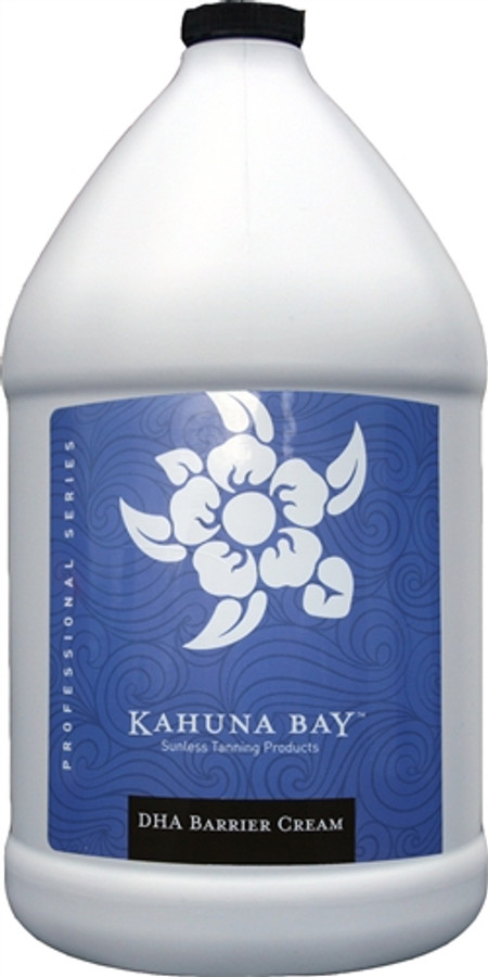 Kahuna Bay Sunless Tanning DHA Barrier Cream 128oz